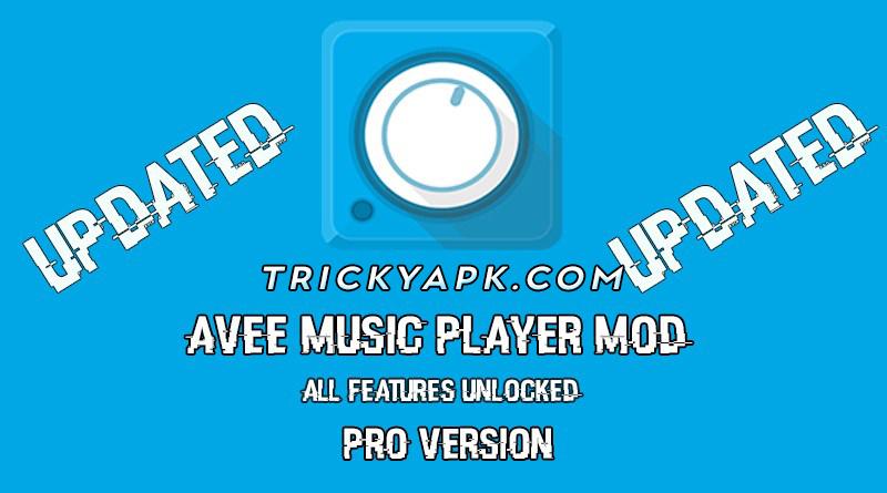 Avee Player Pro MOD APK (Premium)